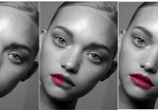 5화 사진 흑백으로 만들고 부분 컬러 강조하기
